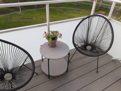 komposittrall balkong